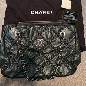 Chanel large tote bag. NWT!